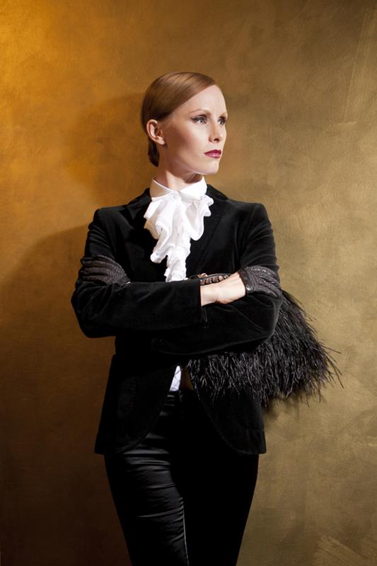Susanne Wuest by Julia Spicker for NEWS