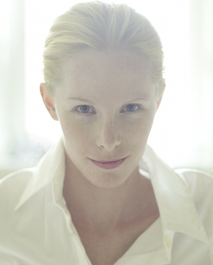Susanne Wuest by Andreas H. Bitesnich