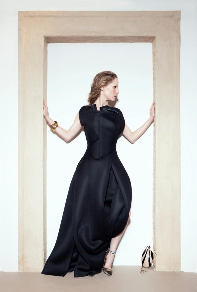 Susanne Wuest by Chris Singer for Madonna